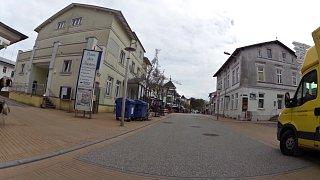Cyklovýlet z Města Baabe do Gohren