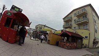 Cyklovýlet Baabe - Sellin, Rujána