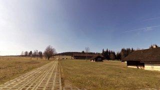 Boletice race - závod horských kol, 41 km