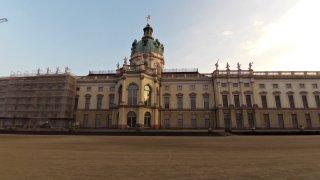 Na kole z Charlottenburgu do centra Berlína a zpět