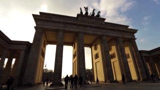 Procházka po centru Berlína