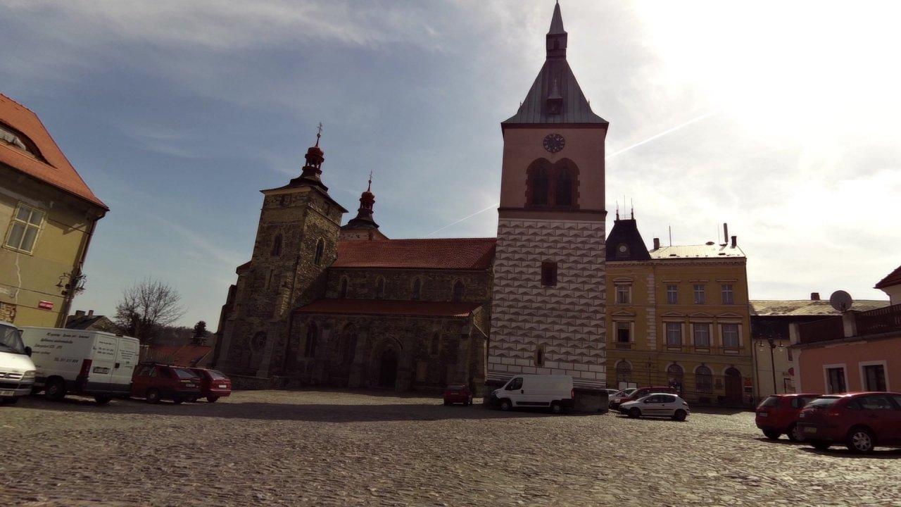 Kourim Mesto Po Stopach Davne Historie Videotrasa Livetouring