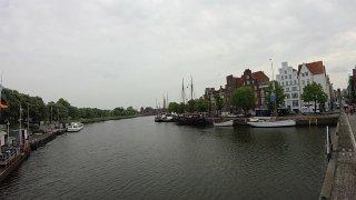 Lübeck - historické hanzovní město