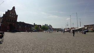 Wismar - skvost hanzovní architektury