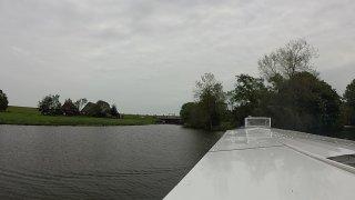 Otterndorfem od radnice k nástupišti a po lodi k deltě Labe