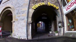 Procházka po Eisenachu
